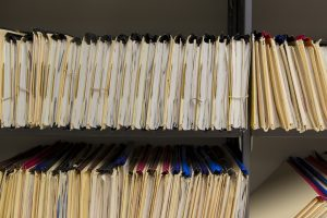 Filing records