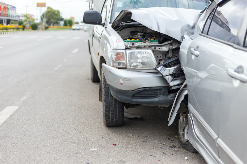 The biggest penalty for tailgating is dying in a traffic accident.