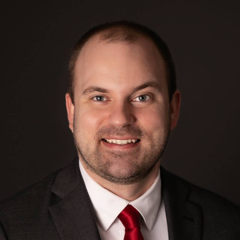 A headshot of Ben Williams, an attorney at Tingen & Williams.